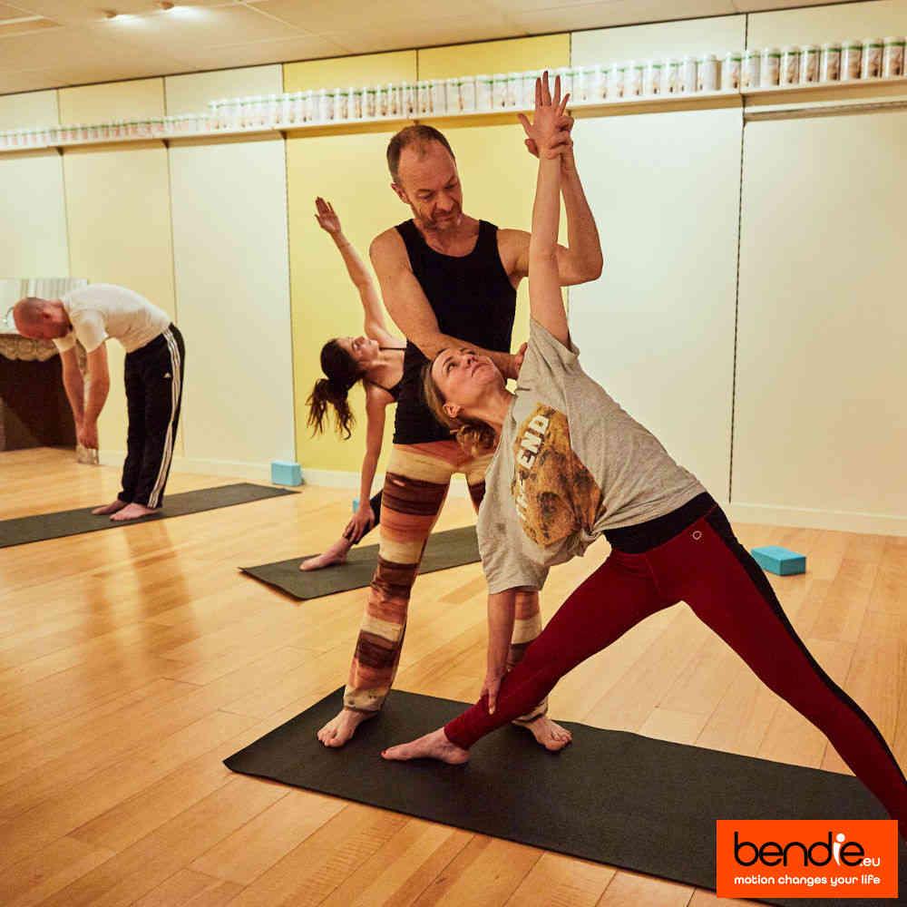Yoga in Leeuwarden bij Bendie.