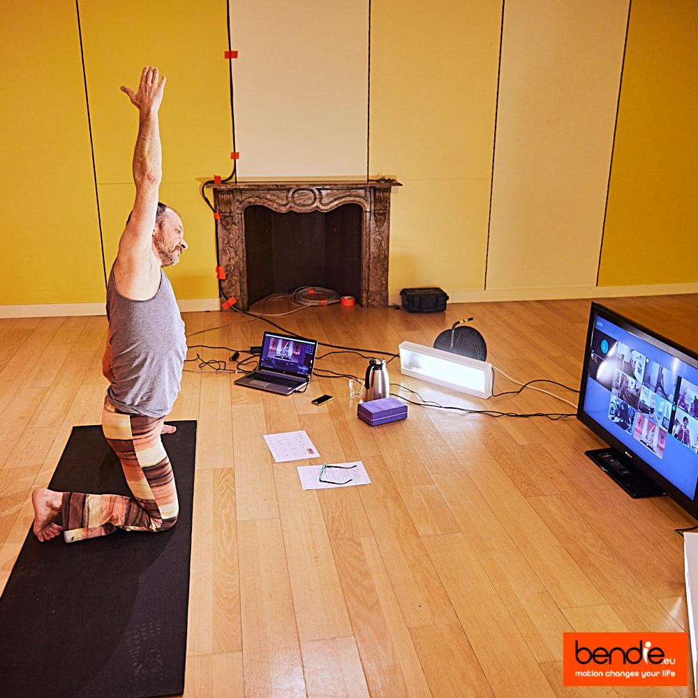 online yoga van Bendie werkt echt