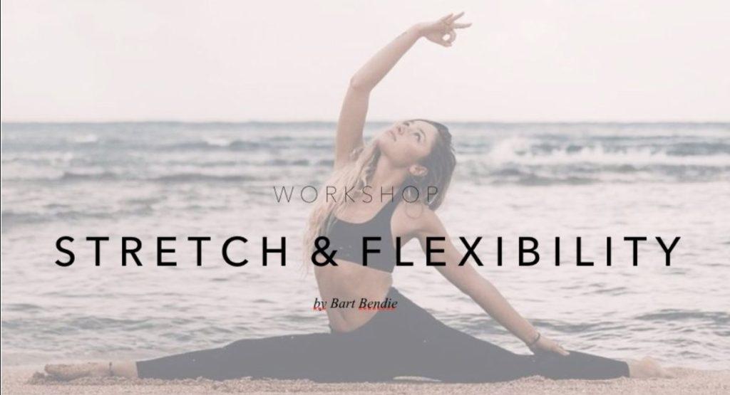 Stretch and flexibility bij Bendie